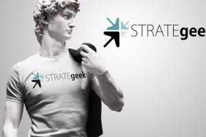 Małgorzata Walisiak Portfolio logo Strategeek