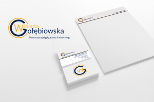 Małgorzata Walisiak Portfolio projekt identyfikacji wizualnej