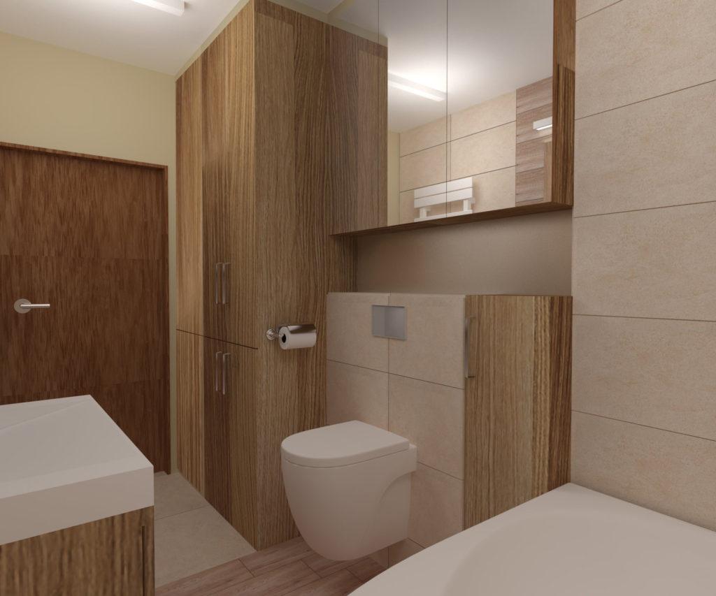 projekt łazienki Małgorzata Walisiak