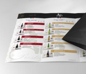 Projekt karty win - menu