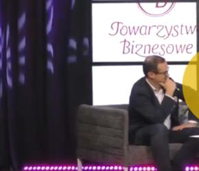 Małgorzata Walisiak w GnyzkaLive