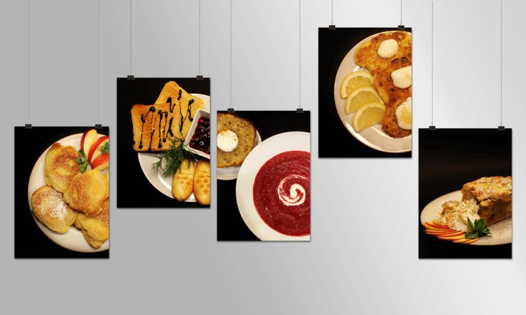 zdjęcia dań do menu - fotografia produktowa