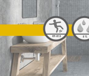 Najważniejsze parametry płytek ceramicznych Jak wybrać płytki do łazienki?