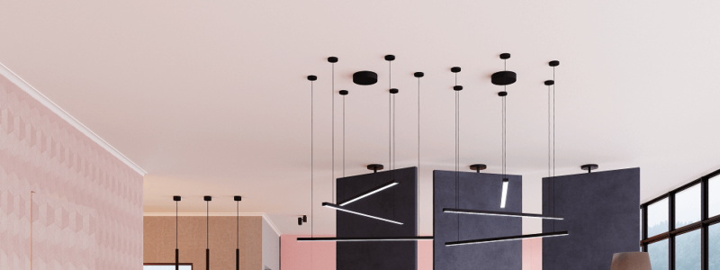 projekt wnętrza domu salon z jadalnią i kuchnią ekskluzywne wnętrze