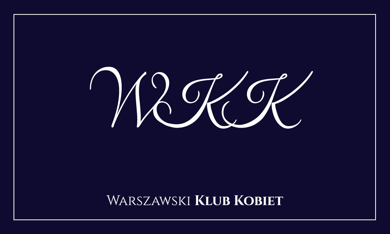 projekt logo warszawski klub kobiet warszawa