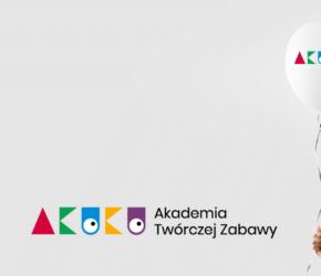 projekt logo akuku branża rozrywkowa