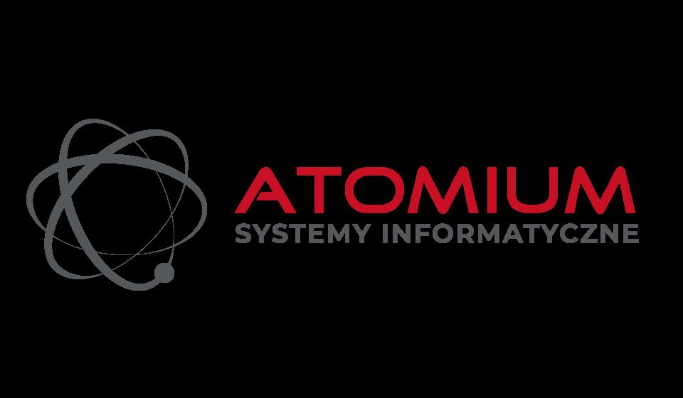 odświeżenie logo ATOMIUM