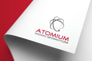 nowe logo atomium - odświeżenie logo