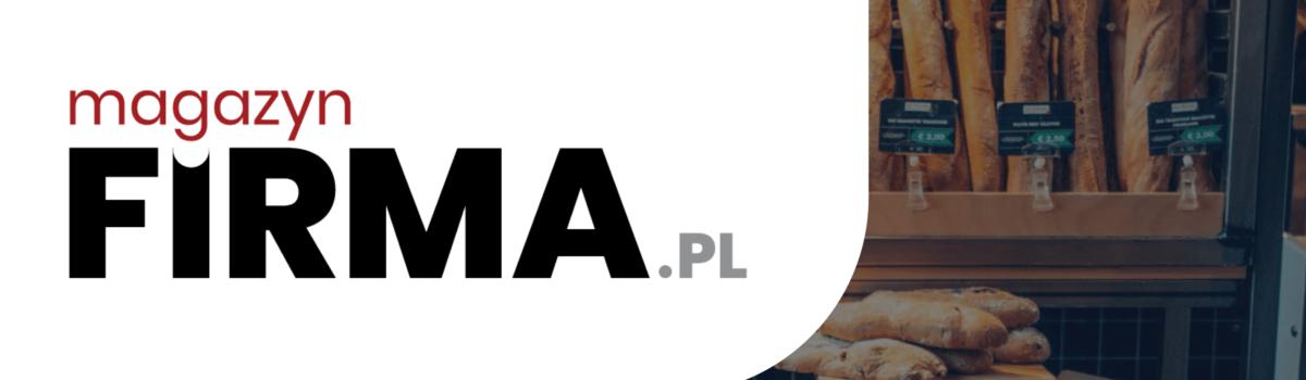projekt logo magazynu biznesowego