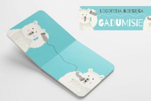 Projekt logo dla dzieci - Gadumisie