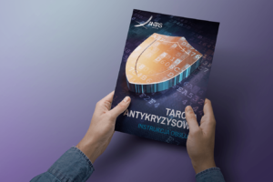 Tarcza Antykryzysowa opracowanie graficzne - skład graficzny dokumentu